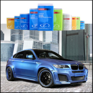 Good Price Top Quality No. 1 Biggest Acrylic Metallic Spray Car Repair Paints
