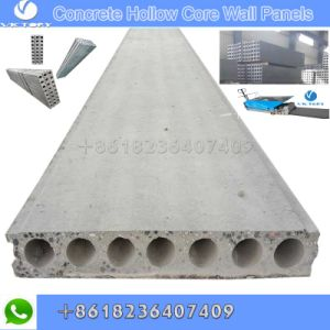 China Precast Concrete Hollow Core Wall Panel Making Machine