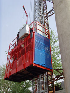 Trustworthy Building Lifting Equipmnet Elevator with Load 1t and 2t pictures & photos