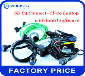 Super MB Star Plus SD Connect C4 Cables