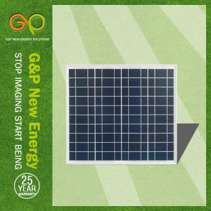 G&P 40wp Poly Solar Panel, Solar Power, Solar Moudle pictures & photos