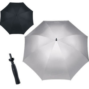 High Quality Manual Windproof Advertising Golf Umbrella