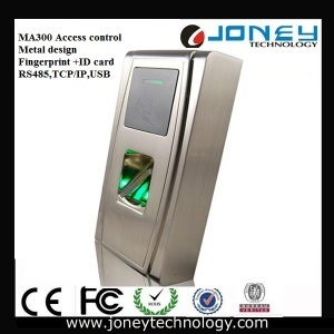 Ma300 Metal Vandal Proof RFID Fingerprint Access Control pictures & photos