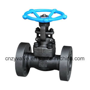 "API602 2500lb 3/4"" A105 Forged Steel Flange Gate Valve (Z41H-DN20-2500LB) pictures & photos"