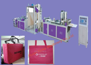 Full Automatic Tridimensional Non-Woven Bag Making Machine (XKLT-600)