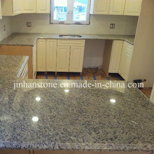 Prefab Santa Cecilia Light Granite Kitchen Top / Counter Top