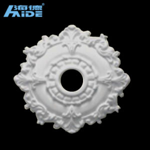 Ancient Europe Style Beautiful Design PU Material White Ceiling Medallion pictures & photos