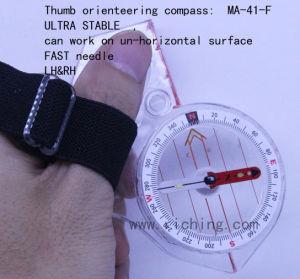 Kanpas Primary Thumb Orienteering Compass #MA-41-F