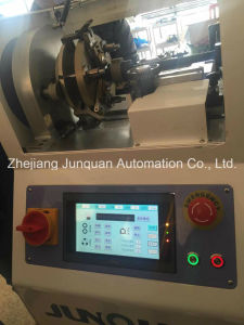 Corrguated Tubing Cutting Machine (ZDQG-6800) pictures & photos