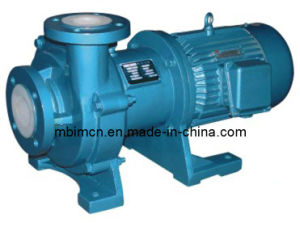FEP Lined Magnetic Pump for Acidic Fluid pictures & photos