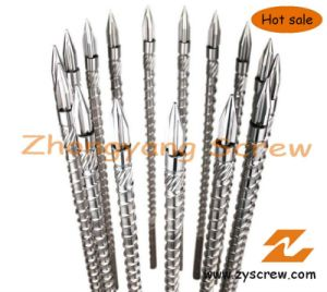 Hard Alloy Screw Barrel for Injection Molding Machine pictures & photos