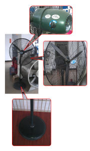 High Velocity Oscillating Iindustrial Standard Fan (YT) pictures & photos
