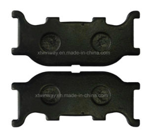 Ww-5123 OEM Quality, Srz125 Motorcycle Pad Brake pictures & photos
