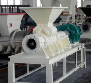 High Quality Coal Rod Extruder /Briquette Rod Screw Extruding Machinery pictures & photos