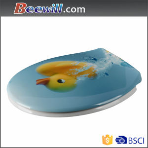 Urea Good Quality Bathroom Decorative Toilet Seat pictures & photos