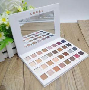 china lorac mega pro 3 varied matte eyeshadow palette 32 color