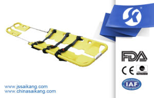 Medical Emergency Scoop Stretcher