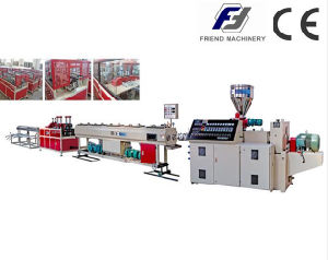 PVC Plastic Pipe Extrusion Line and Pipe Making Machine pictures & photos