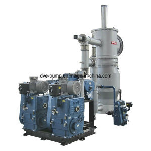 Vacuum Drying White Environmental Painted Piston Pump pictures & photos