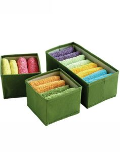 Non Woven Storage Box for Clothing-Yh64