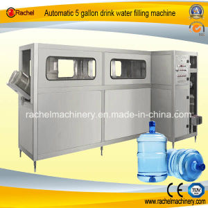 Automatic 100bph Barrel Water Filling Machine pictures & photos