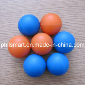 Custom Good Quality Silica Gel Silicone Rubber Ball pictures & photos
