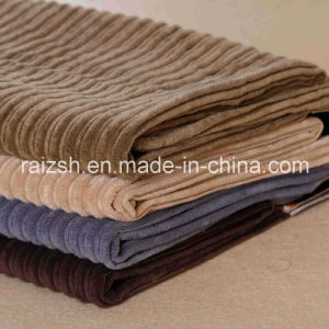 Thick Corduroy Fabrics Plaid Fabric for Autum & Winter Appare