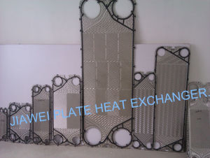 Replacement Plates for Tranter Heat Exchanger
