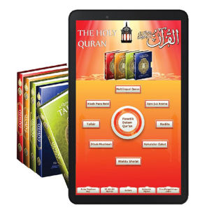 Quran Holy Learning Player Tablet 7 Inch IPS Screen High Resolution World′s  First Islamic Ebook EL-740 (7′′ Touch Screen)