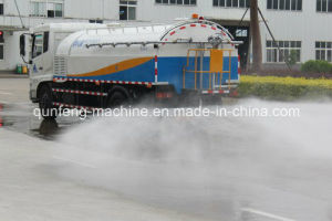 Flushing Truck with High Pressure Cleaning Truck pictures & photos