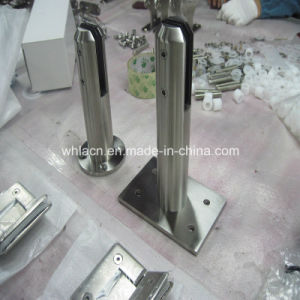 Stainless Steel Balustrade Staircase Fencing Square Spigots pictures & photos