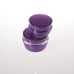 10g 15g 30g 50g PMMA Acrylic Jar Cosmetic Jar pictures & photos