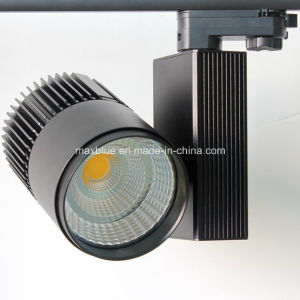 20-45W Black CREE Sharp Citizen Lustrous COB LED Track Light pictures & photos