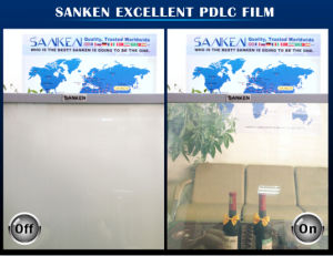 Smart Pdlc Switchable Laminated Glass pictures & photos