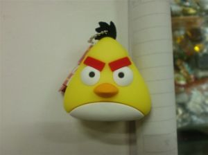 New PVC USB 2.0 Cartoon Flash Memory Stick Drive