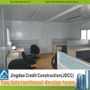 Jdcc-Light Steel Prefabricated House pictures & photos