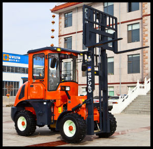 3000kg Diesel Forklift Truck with Ce Certificate (CPC30) pictures & photos