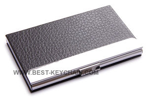 Promotion New Design Leather Namecard Holder (BK26239) pictures & photos