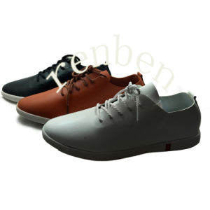 New Hot Sale Style Men′s Canvas Shoes pictures & photos