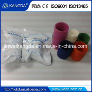Medical High Elastic Bandage for Fracture pictures & photos