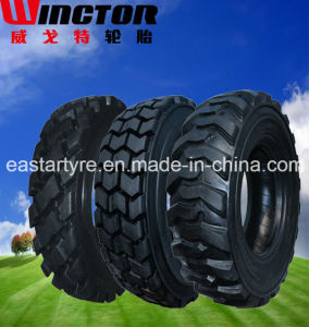 Factory Direct Supply Solid Skid Steer Tyre, Industrial Tyres pictures & photos