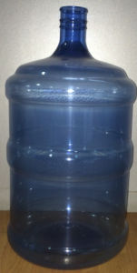5 Gallon Bottle for Drinking Water & 5 Gallon PET Preform pictures & photos