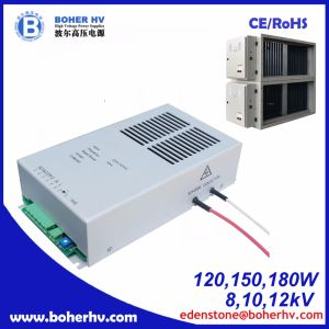 High Voltage Fume Cleaner 100W Power Supply CF04B pictures & photos