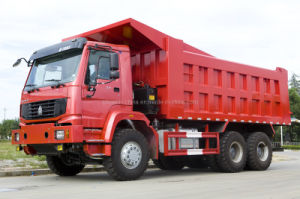HOWO Mining Dump Truck for African Market pictures & photos