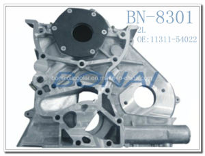Aluminum Timing Cover 2L 2lt (OE: 11311-54022) for Toyota Diesel Engine
