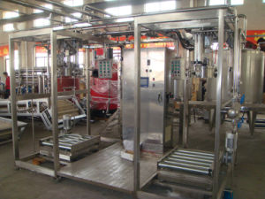 4t/H Tomato Paste Tubular Sterilizer and Aseptic Filling System pictures & photos