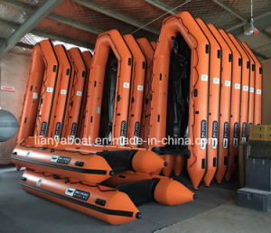 Liya 4.7m China Military Rescue Boats Manufacturers pictures & photos