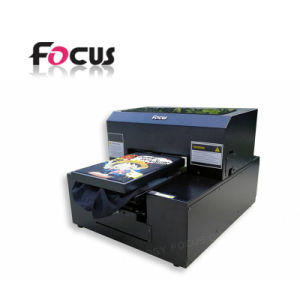 4d90455fc China Multifunction A3 Size T-Shirt Printing Machine DTG Flatbed ...
