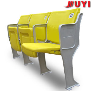Outdoor Ratan with Armrest PVC Pipe Bleacher Seats Used Plastic Folding Chairs pictures & photos