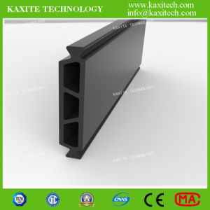 Multi-Cavity HK 35.3mm Polyamide 6.6 25% Glass Heat Resistant Profile pictures & photos